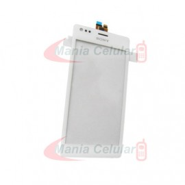 TELA TOUCH SCREEN SONY ERICSSON XPERIA M C2004 C2005 BRANCO
