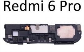 Auto Falante Campainha Xiaomi Redmi 6 PRO