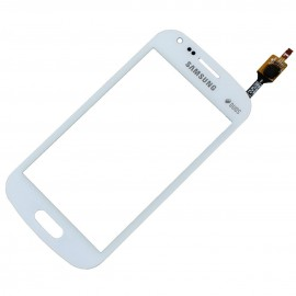 TELA TOUCH SCREEN SAMSUNG S7582 GALAXY S DUOS BRANCO