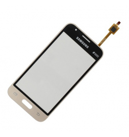 VIDRO TELA TOUCH SCREEN SAMSUNG GALAXY J1 MINI J105 DOURADO