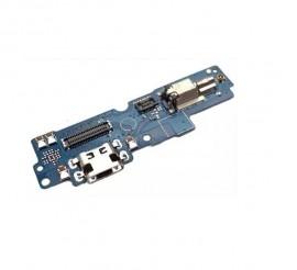 PLACA FLEX CONECTOR DE CARGA MICROFONE ASUS ZENFONE 4 MAX ZC554KL