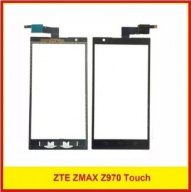 VIDRO TELA TOUCH SCREEN ZTE ZMAX Z970 PRETO