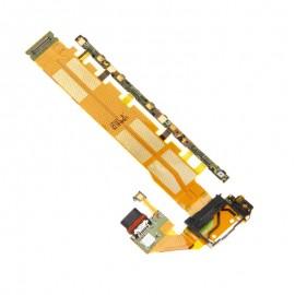 CABO FLEX SONY XPERIA Z3+ Z4 E6553 E6533 POWER VOLUME CONECTOR CARGA