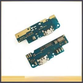 FLEX PLACA CONECTOR CARGA MIC ASUS ZENFONE 3S MAX ZC521TL