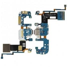 FLEX CONECTOR CARGA MICROFONE SAMSUNG S8+ S8 PLUS G955 G955F