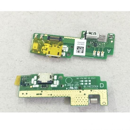FLEX PLACA CONECTOR CARGA MICROFONE SONY XPERIA E5 F3311 F3313