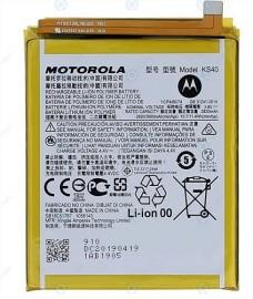 Bateria para Motorola Moto E6 PLAY KS40 ORIGINAL