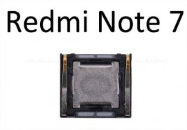 Auto Falante Auricular Xiaomi Redmi NOTE 7