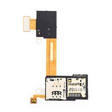 CABO FLEX CHIP SIM CARD E SD SONY XPERIA M2 AQUA D2403 D2406