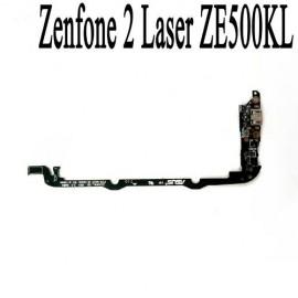 PLACA FLEX CONECTOR CARGA MIC ASUS ZENFONE 2 LASER ZE500KL