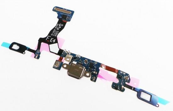 FLEX CONECTOR CARGA MICROFONE SAMSUNG GALAXY S7 EDGE G935F G935